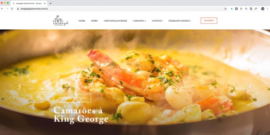 VanGogh Gastronomia