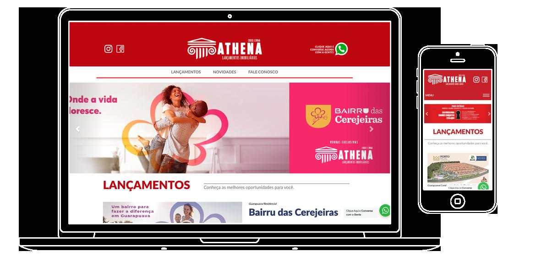 Athena Lançamentos Imobiliários