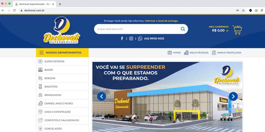 Dochovat Supermercados